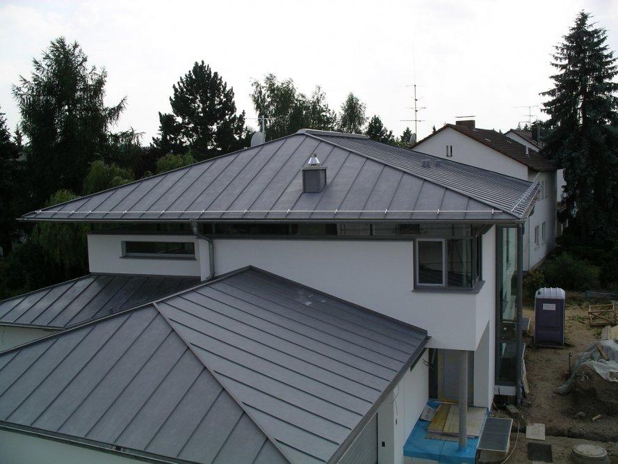 Leistungen spenglerei gerhard h fler - Dachformen architektur ...